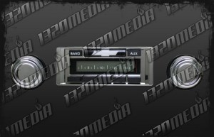 Chevrolet FM Radio Decal