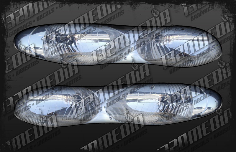 2011 Camaro Headlights