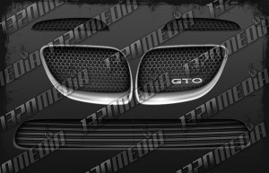 GTO Grille