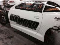 Kevin Bealko Black Diamond Decal